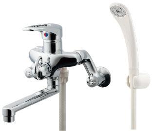 143-021 カクダイ 【JIS規格】 シングルレバーシャワー混合栓 KAKUDAI