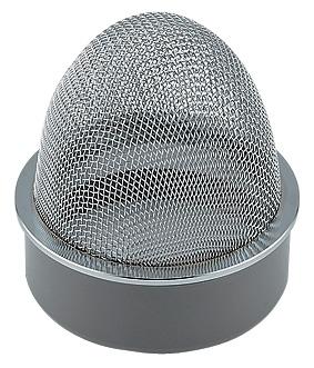 400-238-150 カクダイ 山型防虫目皿 150 KAKUDAI
