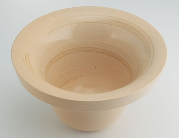493-099-CR カクダイ 丸型手洗器 亜麻 KAKUDAI