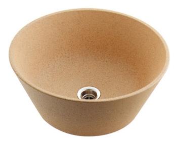 624-945 カクダイ 手水鉢 きなこ KAKUDAI