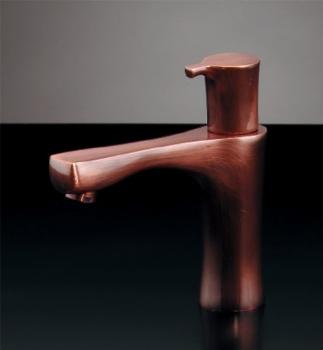 716-853-13 カクダイ 【JIS規格】 立水栓(ブロンズ) 13 KAKUDAI