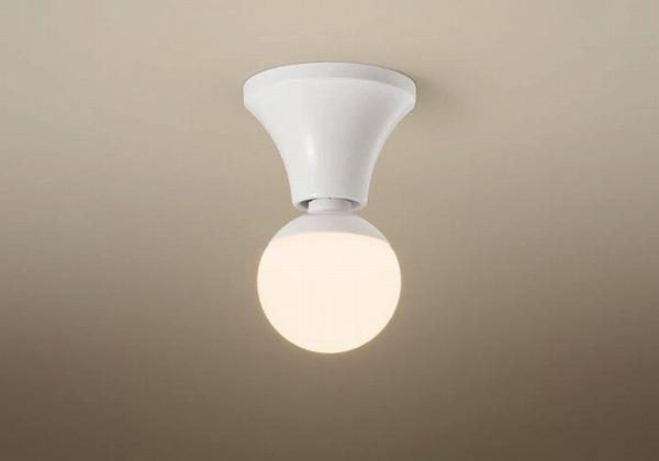 ライト 照明器具 天井照明 シーリングライト 天井直付灯 内玄関 パナソニック トラスト NNN51800 小型シーリングライト ※ランプ別売です LED 即納