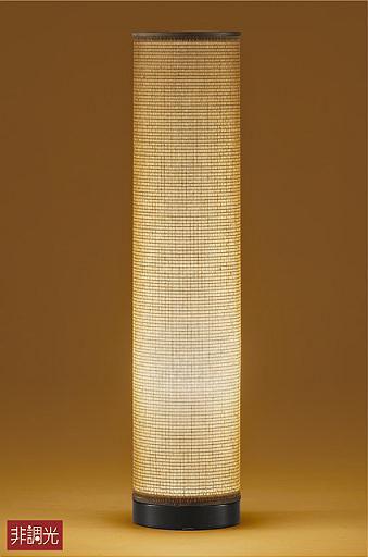 DST-38723Y ダイコー 和風フロアスタンド LED(電球色)