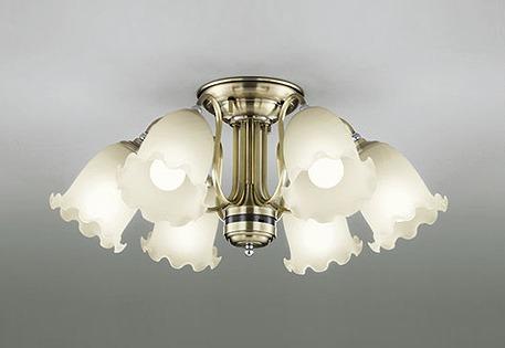 OC006927PC オーデリック シャンデリア LED(光色切替) ~10畳