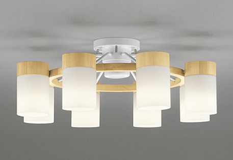 OC257061PC オーデリック シャンデリア LED(光色切替) ~14畳