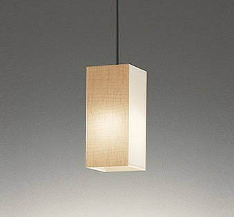 OP252365LD オーデリック 和風レール用ペンダント LED(電球色)