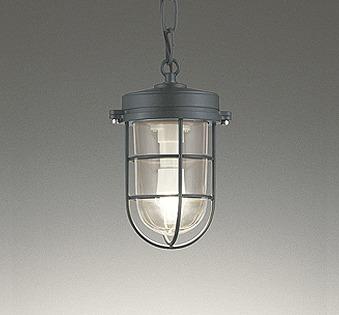 OP252409LD オーデリック 軒下用ペンダント LED(電球色)