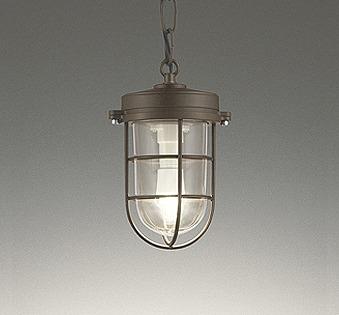 OP252410LD オーデリック 軒下用ペンダント LED(電球色)