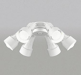 WF277NC オーデリック シーリングファン専用シャンデリア LED(昼白色) ~8畳