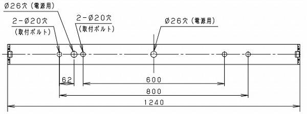 NNWK41151 パナソニック ベースライト本体