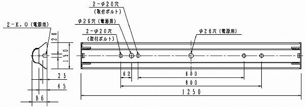 NNWK41165 パナソニック ベースライト本体