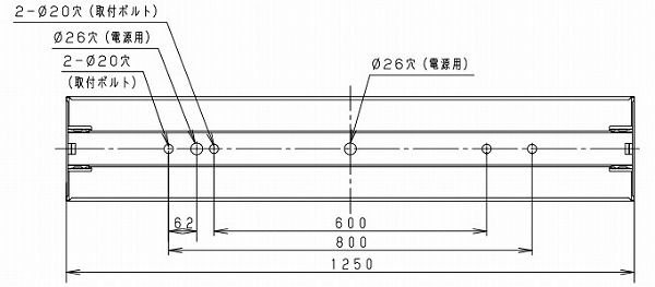 NNWK42173 パナソニック ベースライト本体