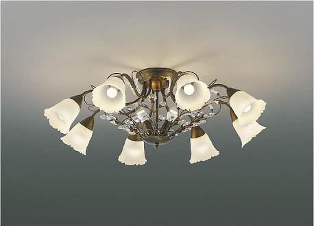 AA40900L コイズミ シャンデリア LED(電球色) ~8畳