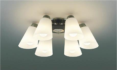 AA42062L コイズミ シャンデリア LED(電球色) ~10畳