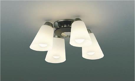 AA42063L コイズミ シャンデリア LED(電球色) ~6畳