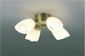 AA43197L コイズミ シーリングファン灯具 LED(電球色) ~6畳