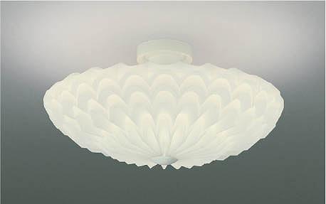 AH43909L コイズミ シーリングライト LED(電球色+昼光色) ~8畳