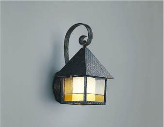 ライト イルミネーション 玄関灯 外玄関 北欧 照明器具 ポーチライト エクステリアライト AU37709L コイズミ 期間限定 低価格化 LED 電球色