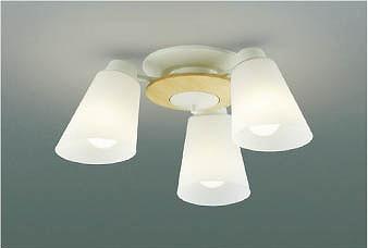 AH42071L コイズミ 小型シーリングライト LED(電球色)