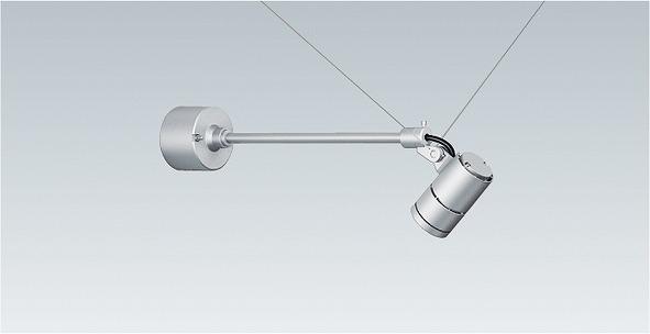 ERS3289SB 遠藤照明 アウトドアスポットライト(アームタイプ) シルバー LED