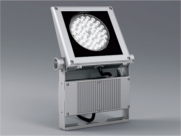 ERS3830S 遠藤照明 アウトドアスポットライト(アームタイプ) シルバー LED