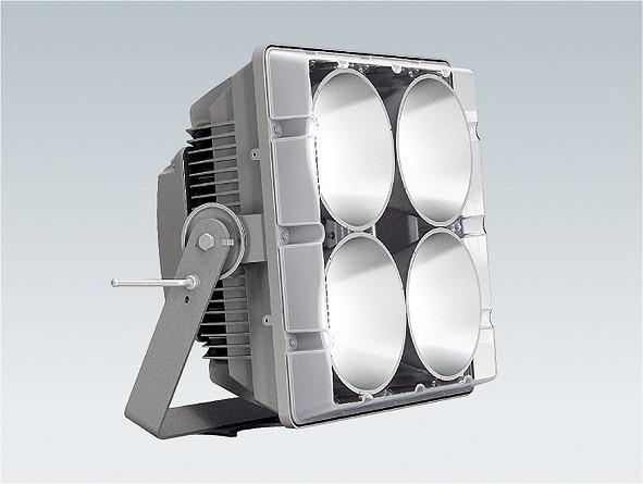 ERS4107S 遠藤照明 アウトドアスポットライト シルバー LED