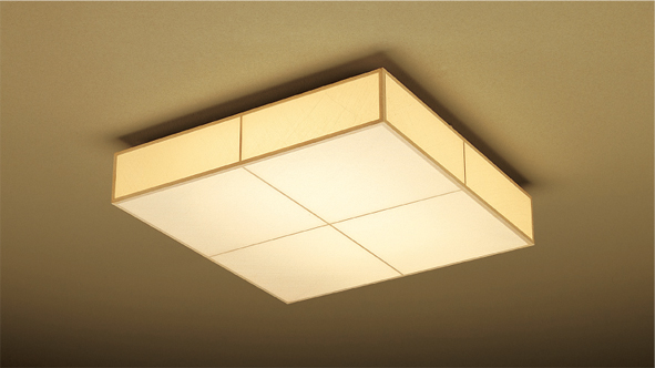 W-80N 遠藤照明 和風シーリングライト セ-ドのみ(本体別売) LED