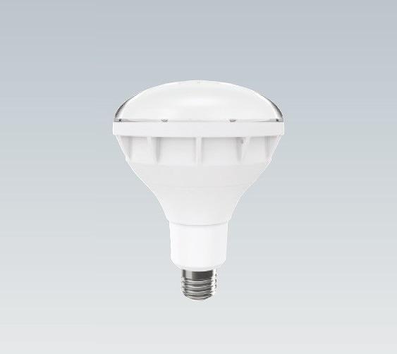 RAD588N 遠藤照明 LEDランプ レフ型バラストレス水銀灯タイプ 160W形 昼白色