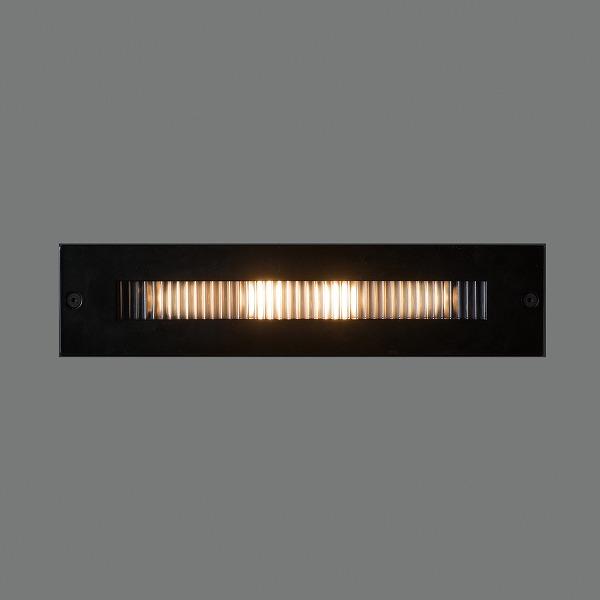 AD-2631-L 山田照明 屋外用フットライト (埋込BOX別売) 黒色 LED