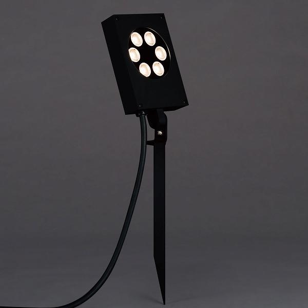 AD-2653-L 山田照明 屋外スポットライト 黒色 LED