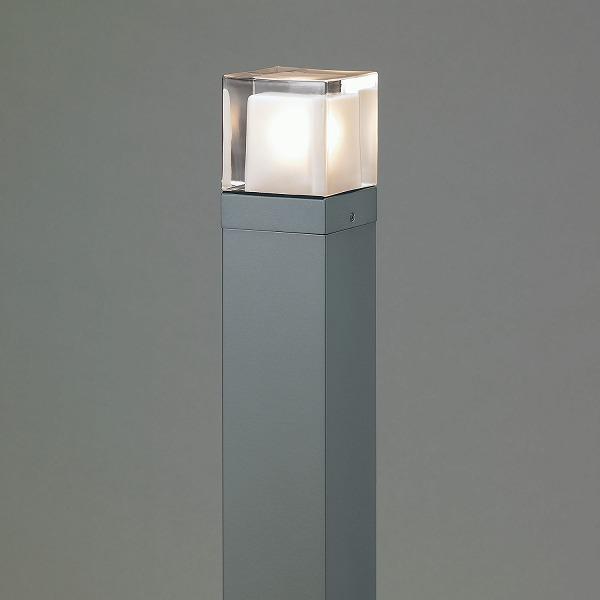 AD-2673-L 山田照明 ガーデンライト ダークシルバー LED