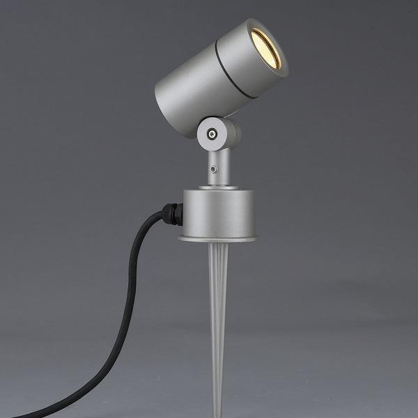 AD-2909-LL 山田照明 屋外スポットライト ダークシルバー LED