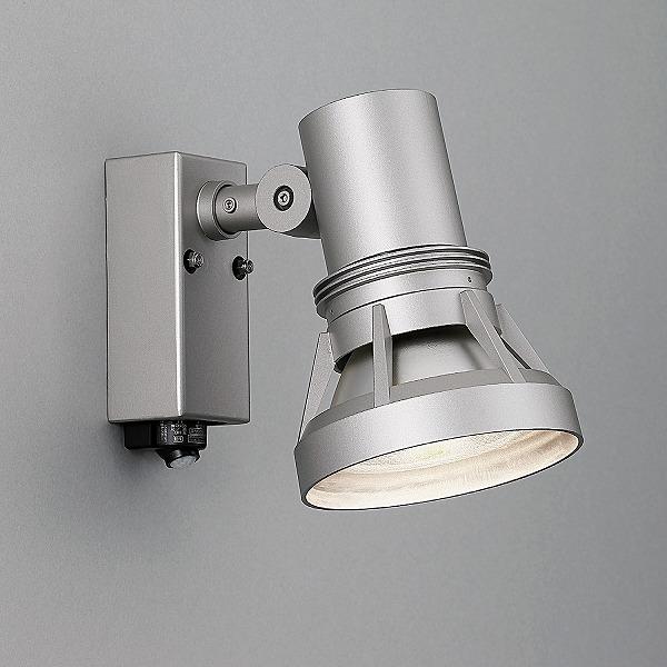 AN-2964 山田照明 屋外スポットライト (ランプ別売) ダークシルバー LED センサー付