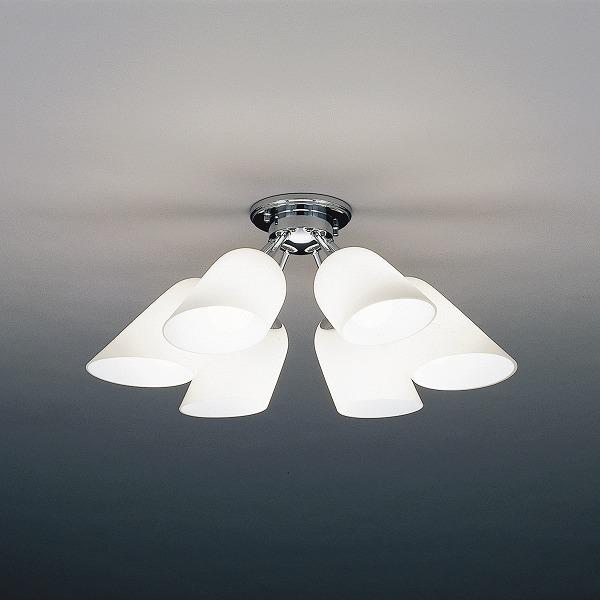 CD-4287-L 山田照明 シャンデリア クロームメッキ LED ~8畳