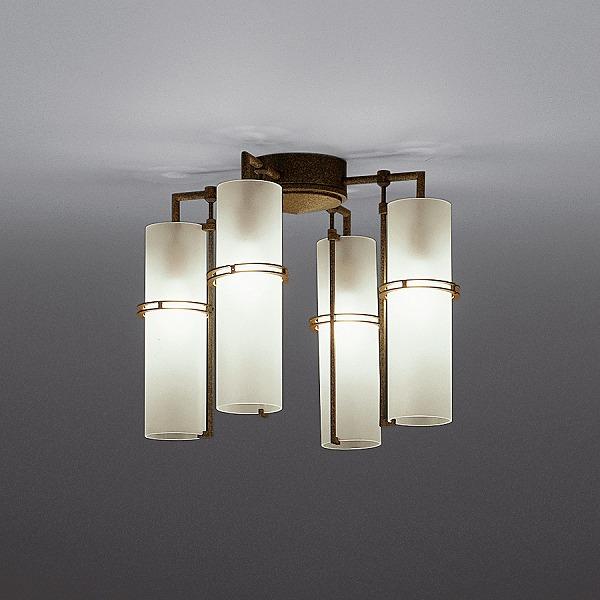 CD-4295-L 山田照明 シャンデリア ラスティー塗装 LED
