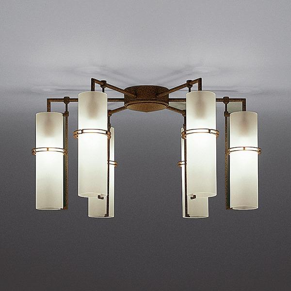 CD-4296-L 山田照明 シャンデリア ラスティー塗装 LED ~4.5畳
