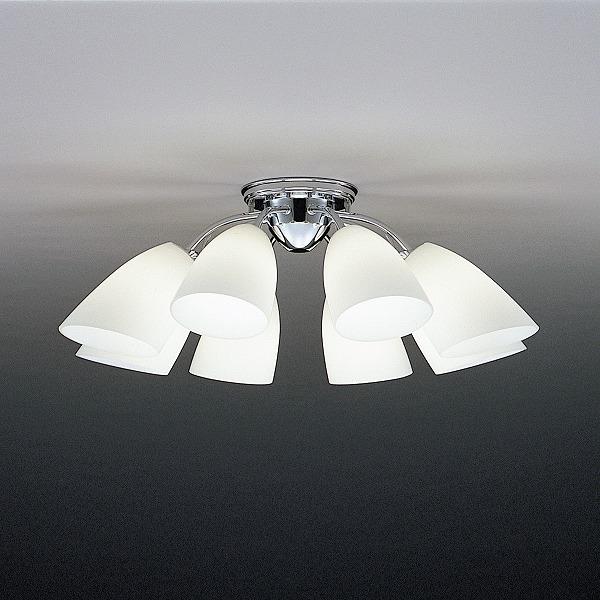 CD-4304-L 山田照明 シャンデリア クロームメッキ LED ~8畳