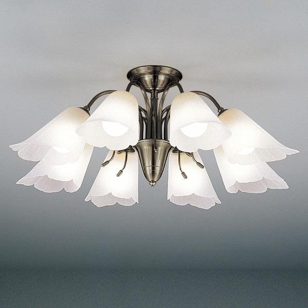CD-4329-L 山田照明 シャンデリア アンティーク調 LED ~12畳