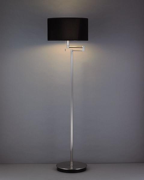 FD-4162-L+KF-4085 山田照明 スタンド 黒色 LED