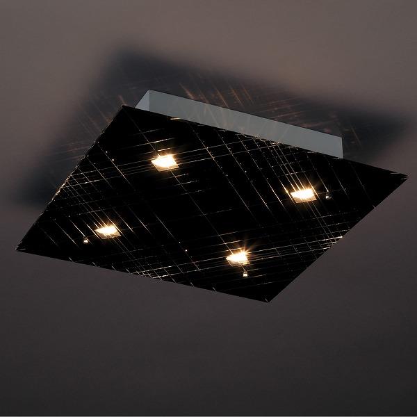 LD-2984-L 山田照明 シーリングライト 黒色 LED
