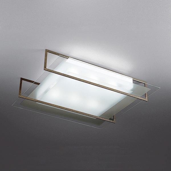 LD-2987-L 山田照明 シーリングライト ラスティー塗装 LED ~4.5畳