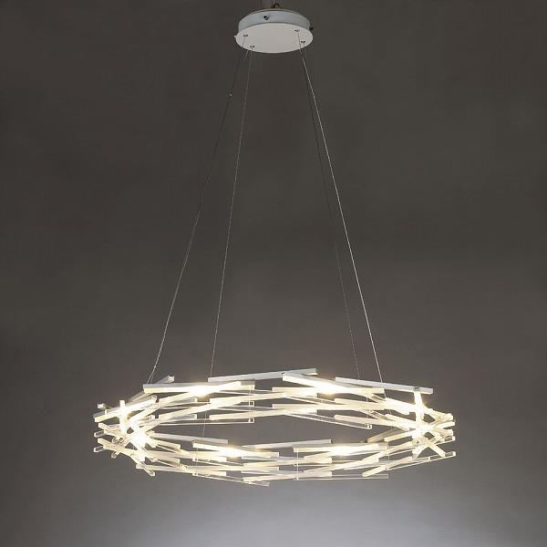 PD-2581-L 山田照明 ペンダントライト 白色+シルバー LED