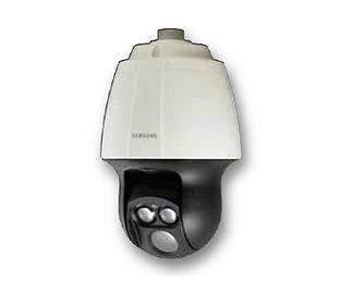 IP(2M FullHD)ネットワークPTZカメラ 防犯カメラ SNP-6200RH SAMSUNG サムスン
