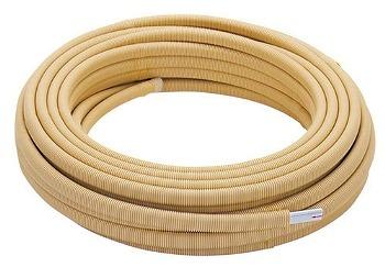ペア耐熱管(サヤ管つき) 10A 416-003-50 カクダイ KAKUDAI