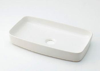 角型手洗器 シュガー 493-073-W カクダイ KAKUDAI
