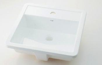 角型洗面器 493-075 カクダイ KAKUDAI