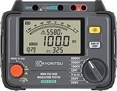 デジタルコウアツゼツエンテイコウケイ 3125A 共立電気計器