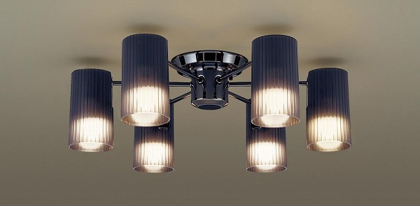 LGB57671K パナソニック シャンデリア LED(電球色) (LGB57671 相当品)