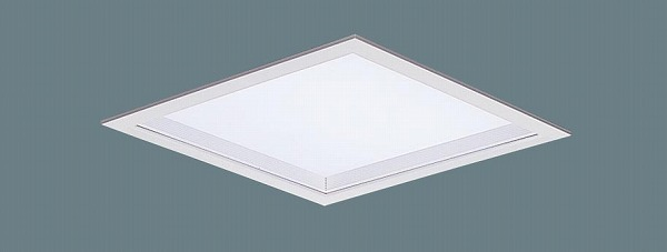 XL584PGFJLA9 パナソニック 埋込スクエアベースライト LED(温白色)