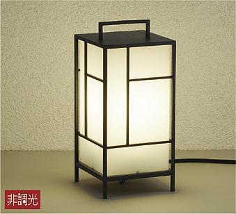 DWP-40126Y ダイコー 和風屋外用スタンド LED(電球色)
